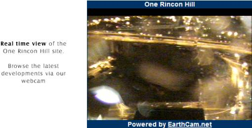 One Rincon Webcam