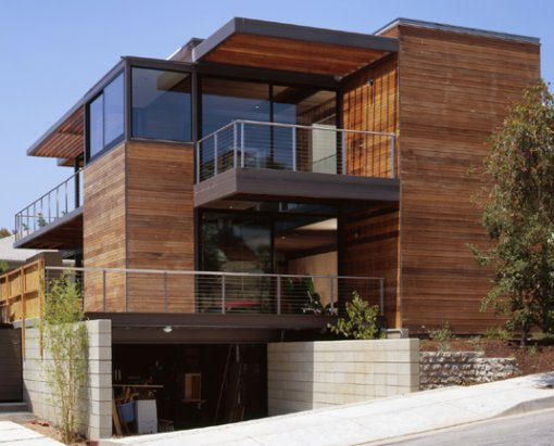 LivingHomes Platinum LEED Home (Image Source: LivingHomes.us)