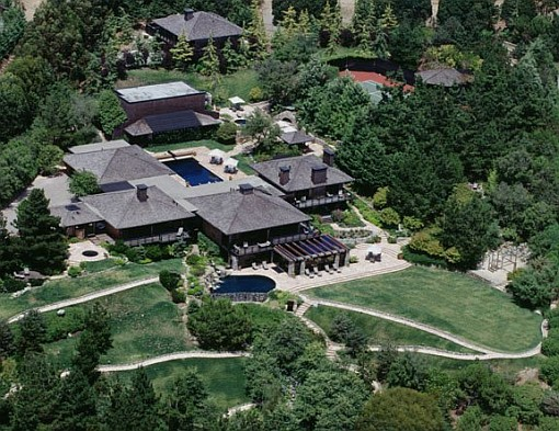 The Agassi Estate (Image Source: andreagassitiburonestate.com)