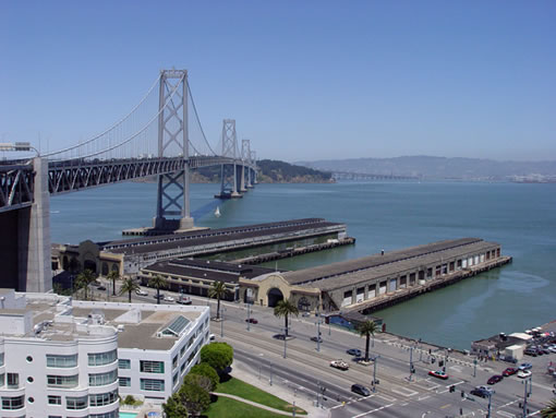 """Approximate view from Watermark """"g"""" units (Image source: sfwatermark.com)"""