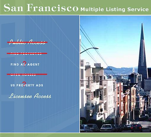 San Francisco Multiple Listing Service