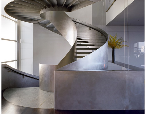 2606 Jackson: Stairs (Image Source: lundbergdesign.com)