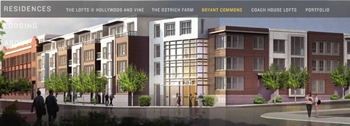 Bryant Commons: Drawing