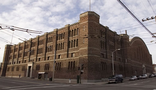 San Francisco Armory (Image Source: SFArmory.com)