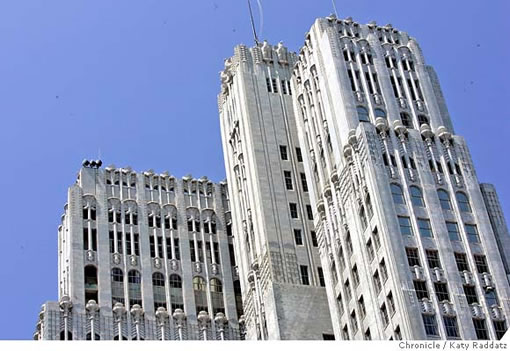 Pacific Telephone Building, San Francisco (Image Source: SFGate.com)