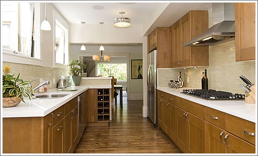 224 Funston: Kitchen