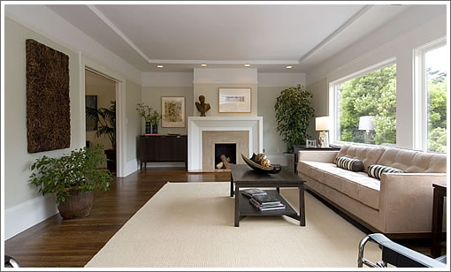 222 Funston: Living Room