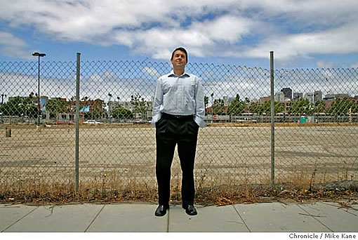 SocketSite Founder Adam Koval (Image Source: San Francisco Chronicle)