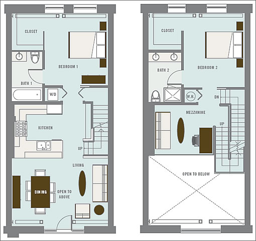 Homes at Esprit Park: S508 Floor Plan