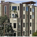"""Six New """"Chic Urban Dwellings"""" At 3354 20th Street In The Mission"""