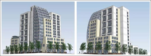 1285 Sutter Street: The Proposed Design To Replace The Galaxy