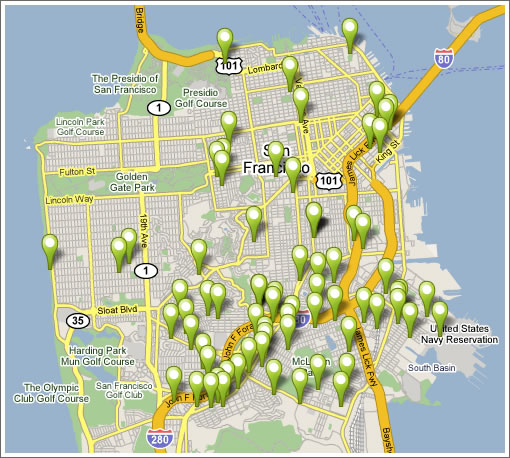 San Francisco Foreclosure Activity: 12-11-07