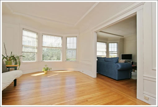 2620 Hyde: Old Dining Room