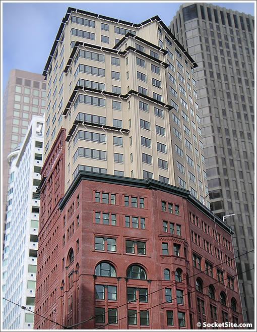 San Francisco's Ritz-Carlton Residences (www.SocketSite.com)