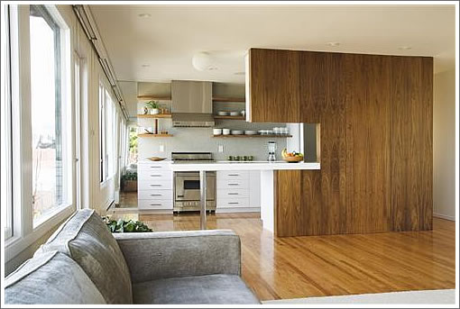333 Greenwich Street #3: Kitchen