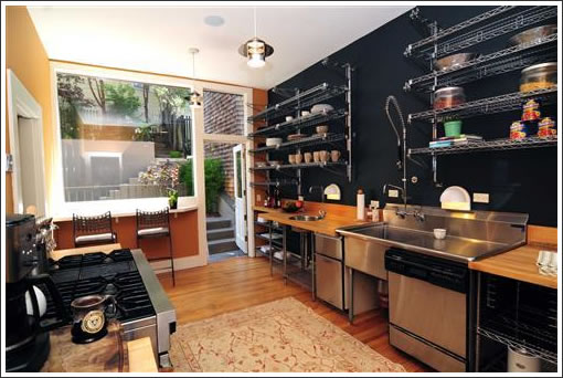 3481 Washington: Kitchen