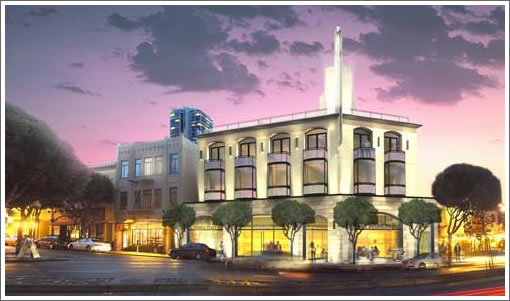 North Beach Pagoda Theater: Latest Proposal
