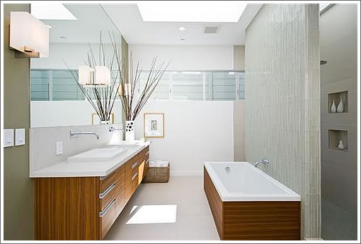 Socketsite victorian facade modern interior and a key for Master bathrooms without bathtubs