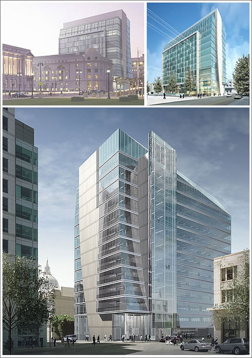 525 Golden Gate Avenue Renderings