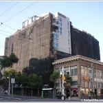 "818 Van Ness: Building Still Wrapped, Name Unveiled (""The Artani"")"
