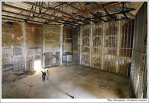 Inside The North Beach Pagoda Theater (Image Source: SFGate.com)