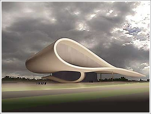 Triangle Performing Arts Center, Sacramento: Mark Dziewulski Design