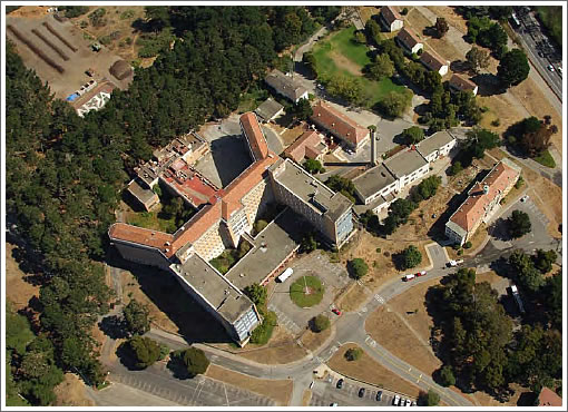 The Presidio's Public Health Service Hospital