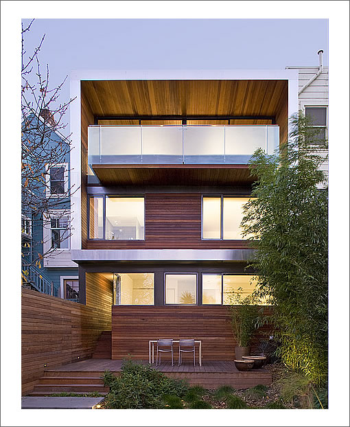 4356 25th Street: Rear (Image Source: terryandterryarchitecture.com)
