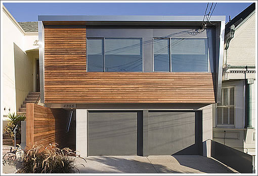 4356 25th Street: Facade (Image Source: terryandterryarchitecture.com)
