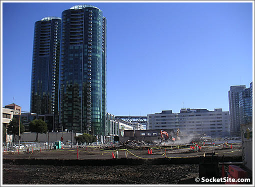 Temporary Transbay Bus Terminal Update: 200 Folsom Cleared