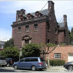 Bourn To <strike>Run</strike> Party: A San Francisco Mansion Of Ex-Glory And Dreams