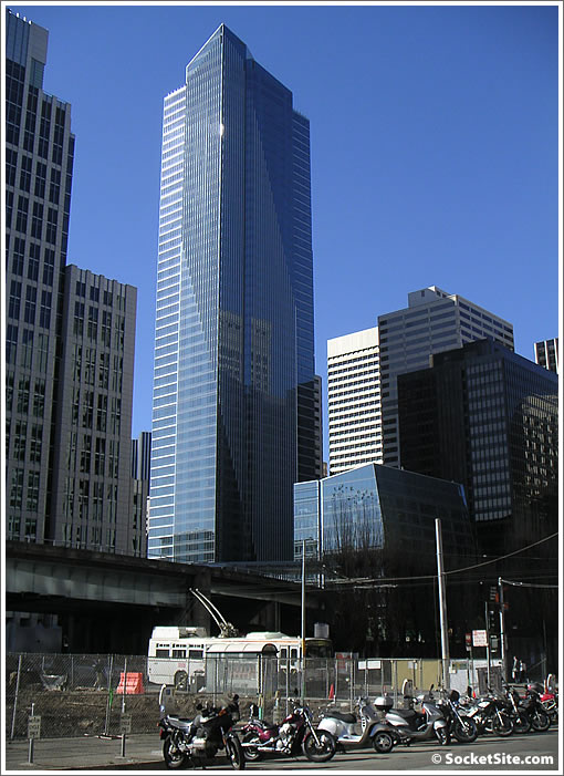 Millennium Tower (301 Mission) Update: Timing, Kitchen(s) And Bath