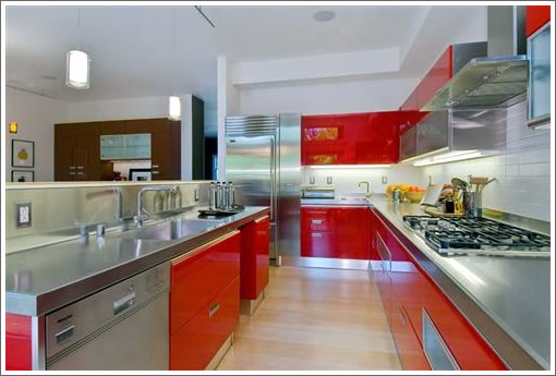 SocketSite A Rather Red Kitchen And 58 Other Photos
