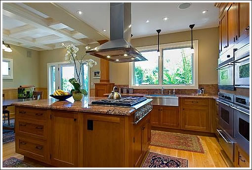 815 Alvarado: Kitchen
