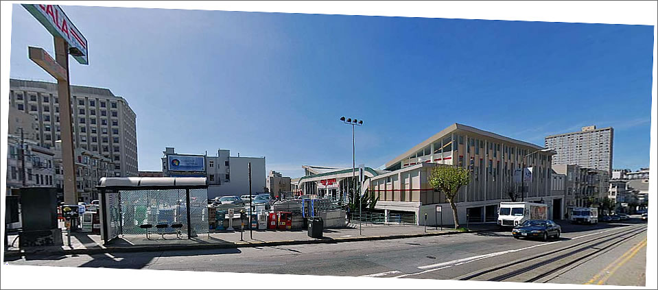 """From Cala Foods To """"1401 California"""" By 2012 Or Bust As Proposed"""