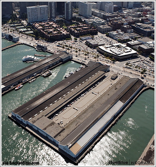 Forward Progress For San Francisco Piers 15, 17, And 70