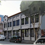 Redevelopment Rendering Scoop: 3135 24th Street As Proposed