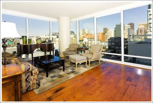 First Refreshed, Now Reduced For One Rincon Hill #806