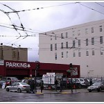 1415 Mission: Existing (Parking) And As Proposed (People)