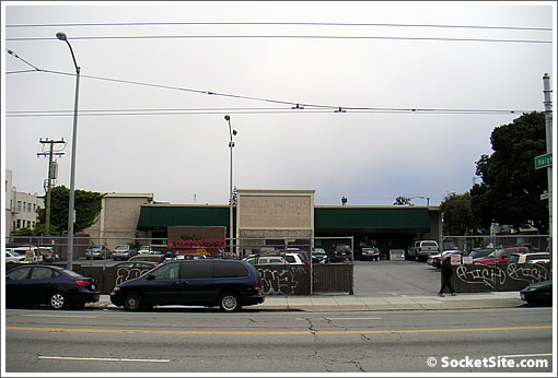 Whole Foods On Stanyan At Haight (Less 62 Condos) Has Its Lease