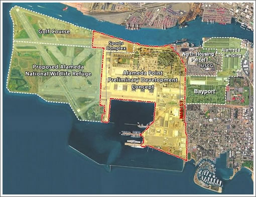 Alameda Point Redevelopment Plan