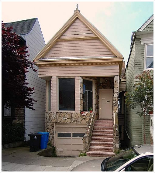 159 Downey circa 2006 (Image Source: MapJack.com)