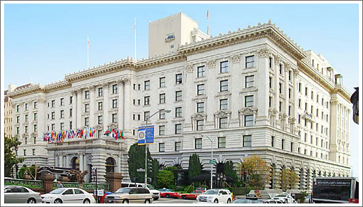 Fairmont Hotel Historic Building
