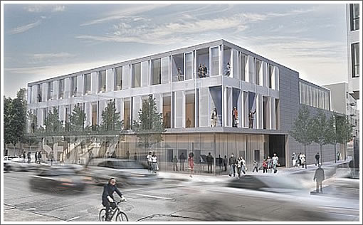 SFJAZZ Center Rendering
