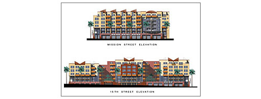 1880 Mission Old Rendering