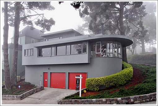 Mid-Century Modern On Mendosa (And Ugly Apple Down The Street)