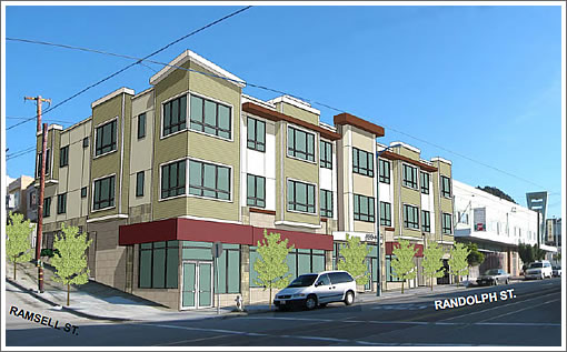 380-398 Randolph as proposed