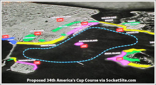 34th Americas Cup Course: 1/6/11 (www.SocketSite.com)