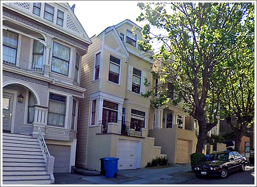 2416 Gough (Image Source: MapJack.com)
