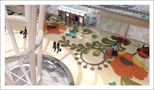 Transbay Transit Center Public Art Program Video Premier